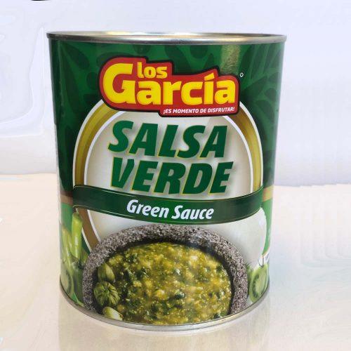 Los Garcia - Salsa Verde - Tin