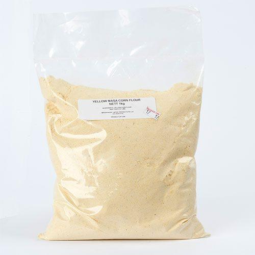 yellow masa corn flour