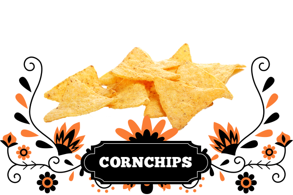 Mexican Food - Corn Chips