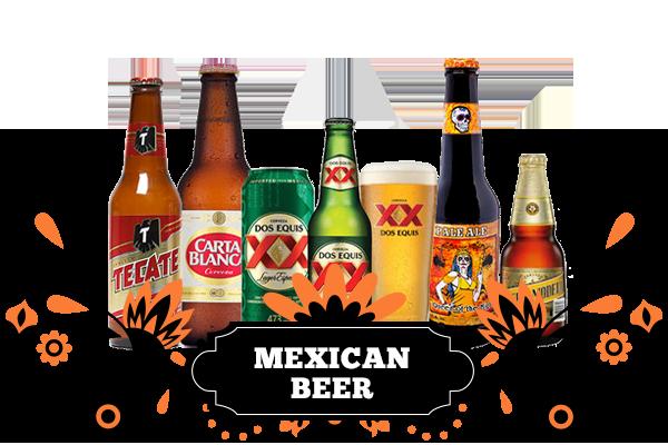 Mexican Liquor - beer