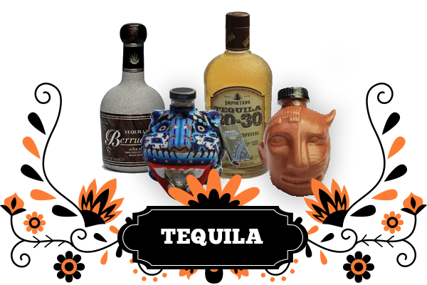 Mexican Liquor - Tequila