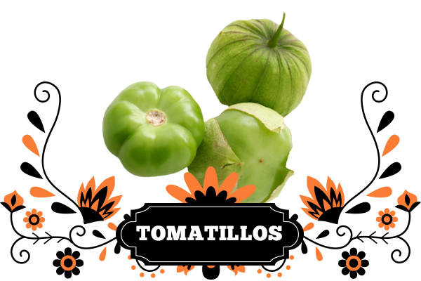 Mexican Food - tomatillos