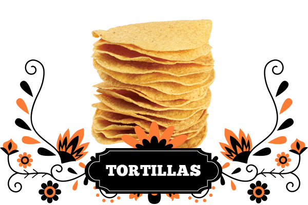 Mexican Food - Tortillas