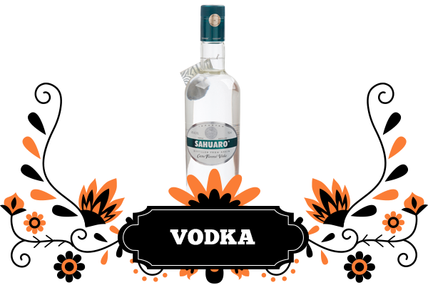 Mexican Liquor - Vodka