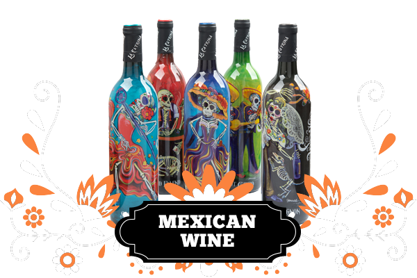 Mexican Wine - Aztec Mexican Products and Liquors