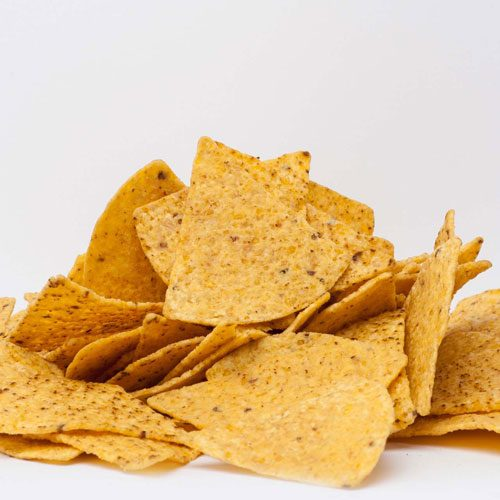 USA CORN CHIPS (TRIANGLE) - 4 x 1000gm Packets