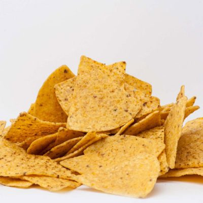 AZTEC CORN CHIPS (TRIANGLE) - 6 x 750gm PACKETS