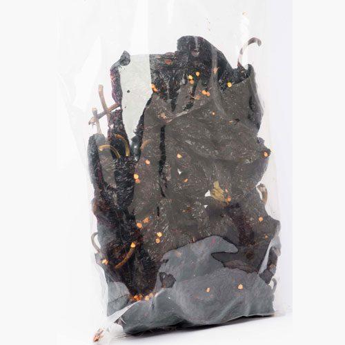 DRIED CHILLI ANCHO - 500gm bag