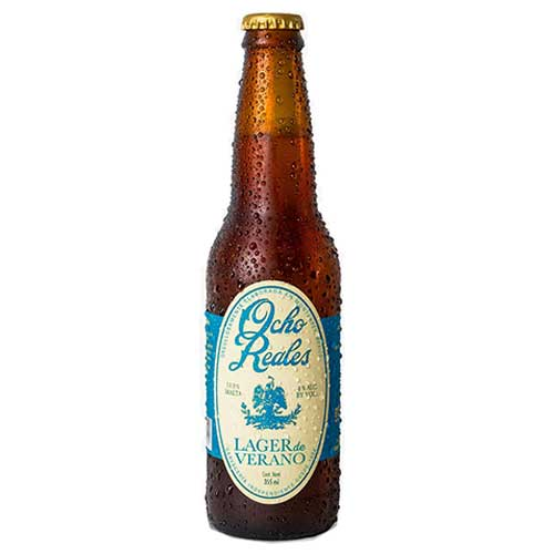 Ocho Reales Beer
