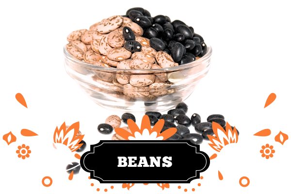 Mexican Beans - Aztec Mexican Food and Liquor Buy Beans Online