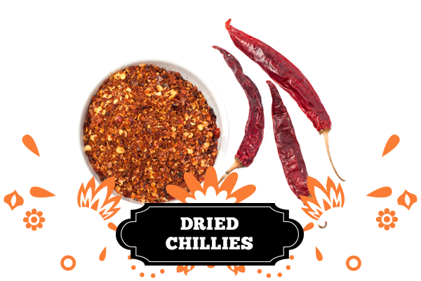 Aztec Mexican Products and Liquor - Buy Dried Chillies Online
