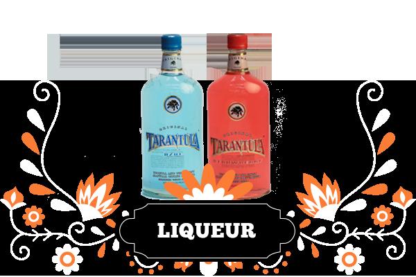 mexican liqueurs - Aztec Mexican Products