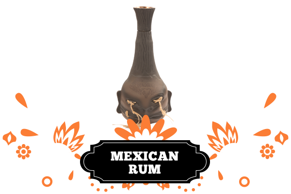 Aztec Mexican Products and Liquor - Buy Mexican Rum Online