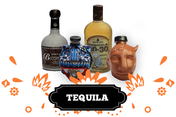 Aztec Mexican Products and Liquor - Buy Mexican Tequila Online