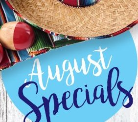 August Specials – Aztec Mexican Products and Liquor