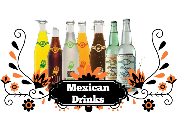 Mexican Liquor - Drink Accessories