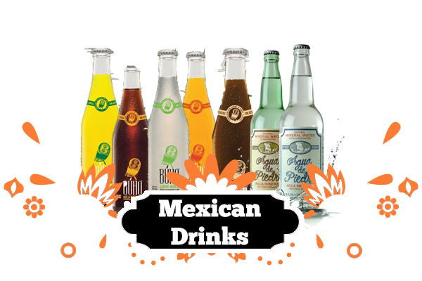 Mexican Drinks & Mixers