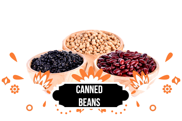 Aztec Mexican Products and Liquor - Buy Canned Beans Online