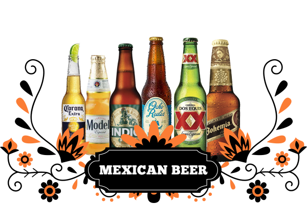 Mexican Liquor - beer