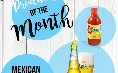 July Monthly Specials – Mexican Hot Sauce and Beer!