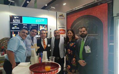 Mexican Food Showcase at Fine Food Expo Australia