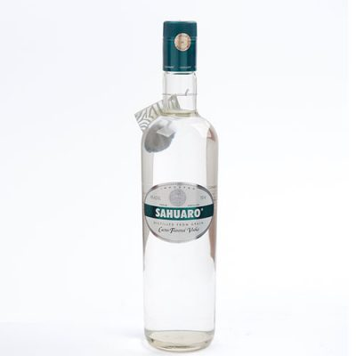 SAHUARO CACTUS VODKA 40% Vol 750ml Btl
