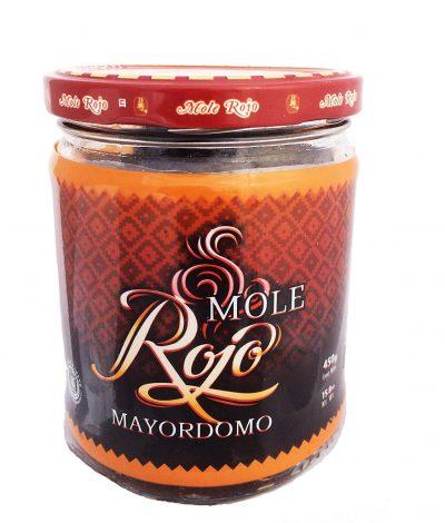 Mole Rojo 450 gm