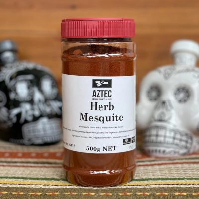 Herb Mesquite Aztec Mexican Food