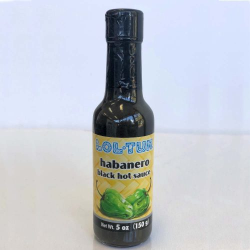 Lol-Tun Habanero Black Hot Sauce