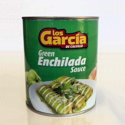 Los Garcia Green Enchilada Sauce