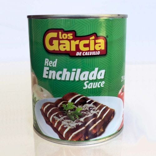 Los Garcia Red Enchilada Sauce